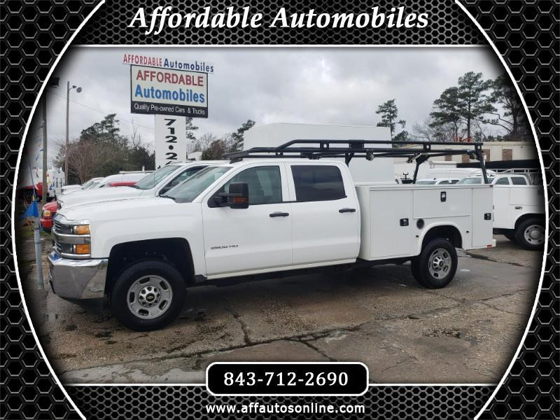 Chevrolet Silverado 2500HD Work Truck Crew Cab 2WD 2016