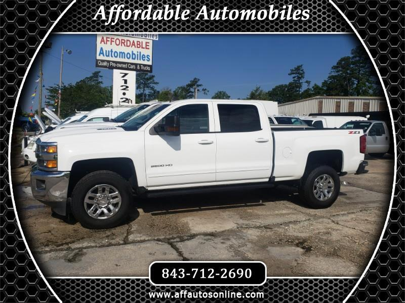 Chevrolet Silverado 2500HD LT Crew Cab Long Box 4WD 2019