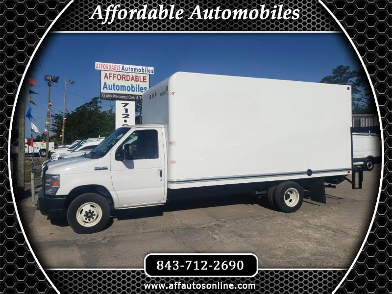 Ford Econoline E-350 Super Duty 2019
