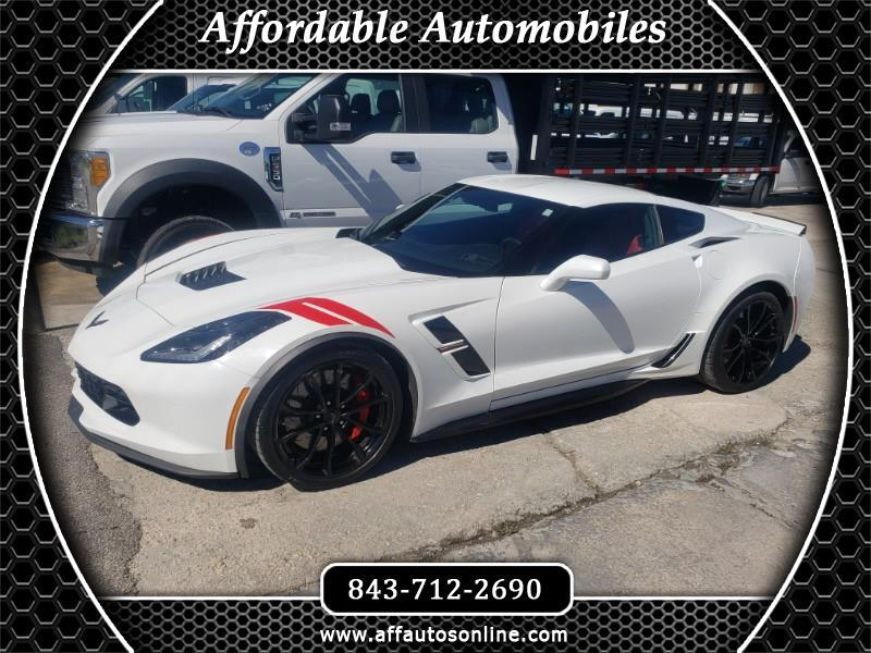 Chevrolet Corvette Grand Sport w/1LT 2017