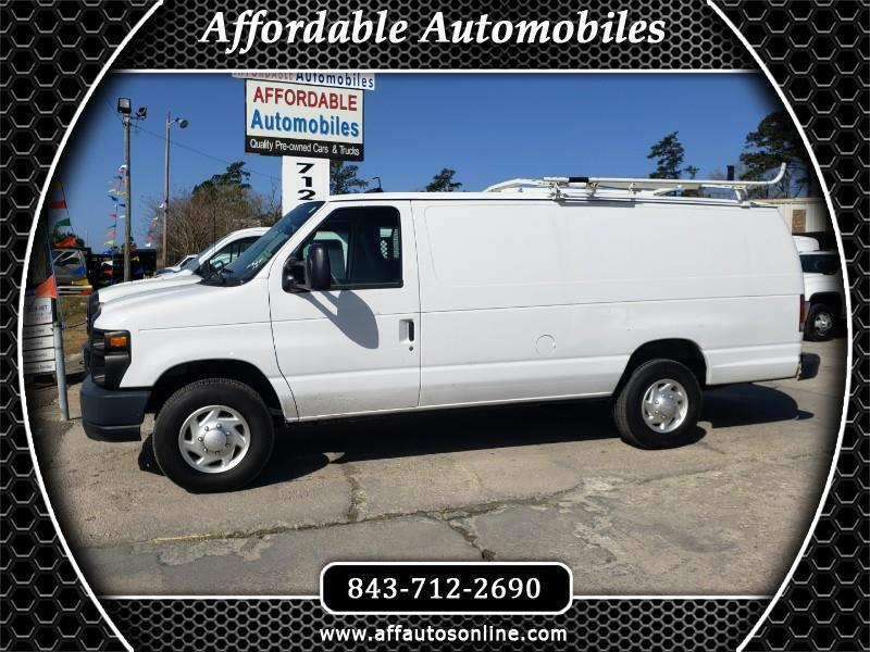 Ford Econoline E-350 Super Duty Extended 2013