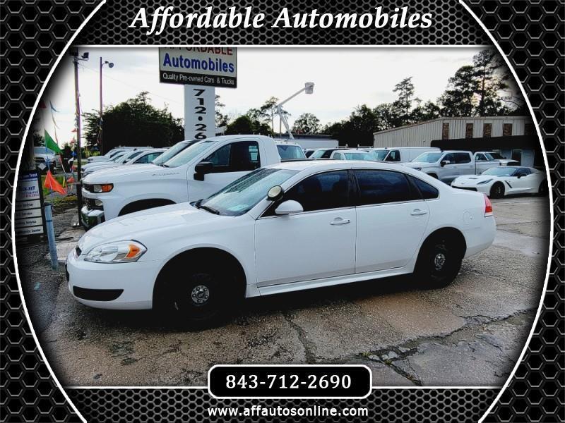 Chevrolet Impala Police Cruiser 2014