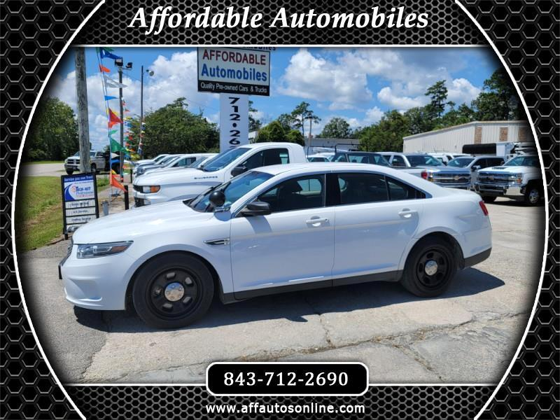 Ford Taurus Police FWD 2017