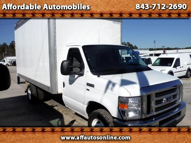 2014 Ford E-Series Van E-350 Super Duty