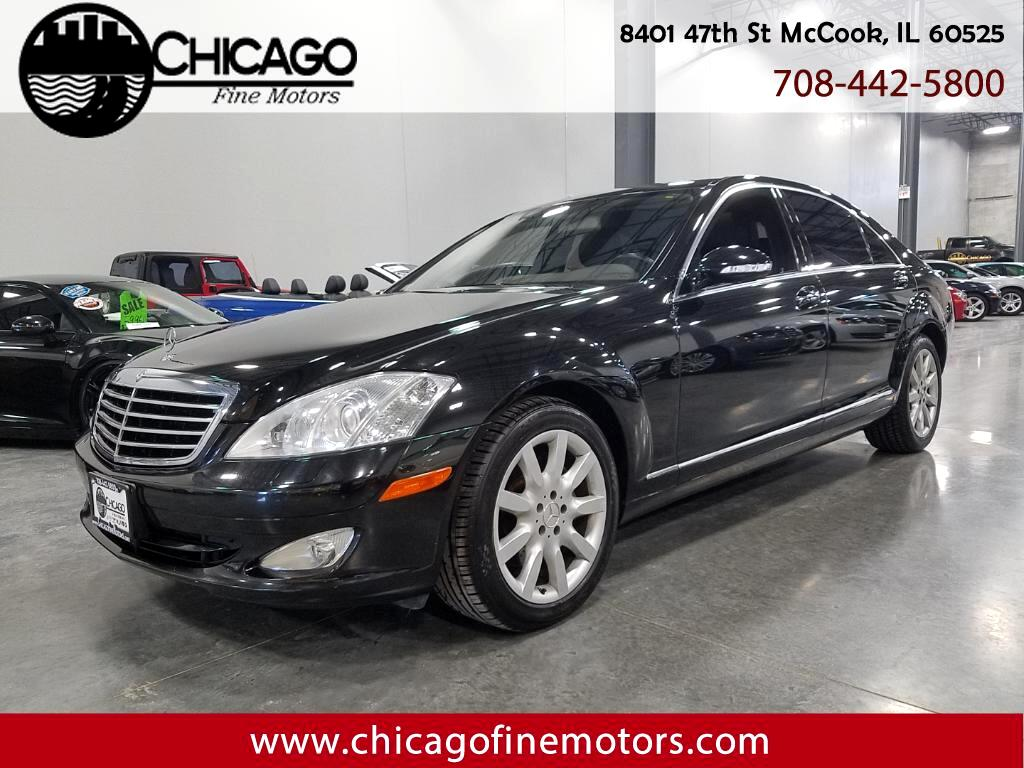2007 S550 For Sale >> Used 2007 Mercedes Benz S Class S550 For Sale In Mccook Il