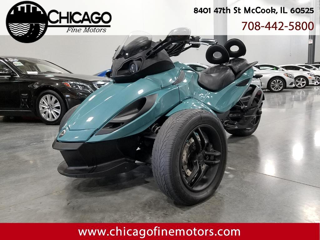 Can-Am Spyder Limited 2008