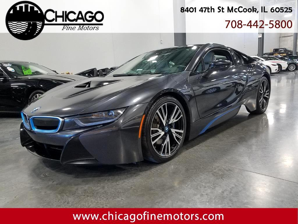 2015 BMW i8 Pure Impluse