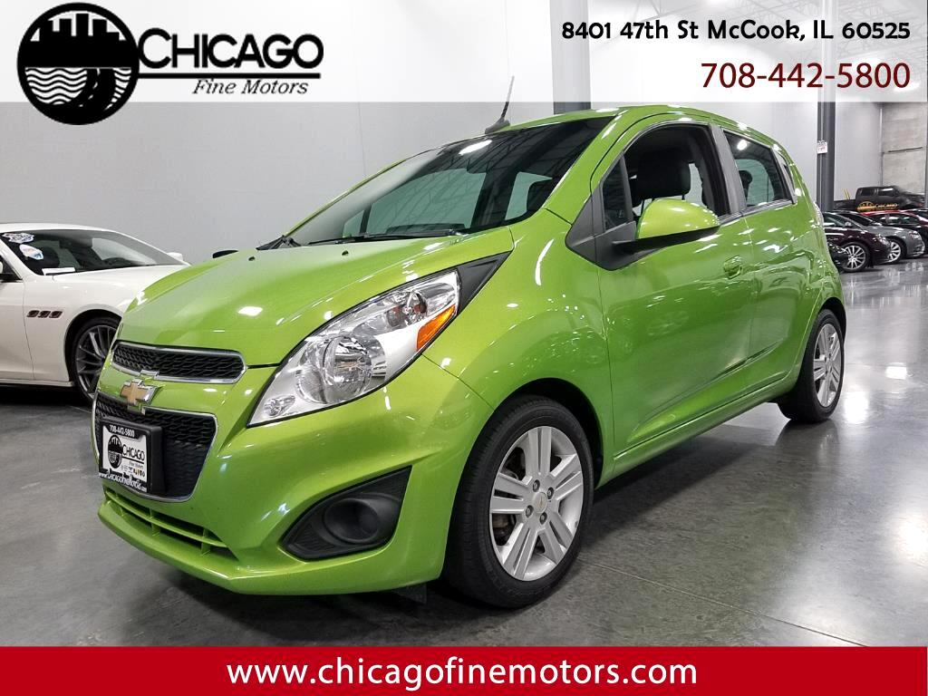 Used 2014 Chevrolet Spark For Sale In Mccook Il 60525 Chicago Fine Spoilers
