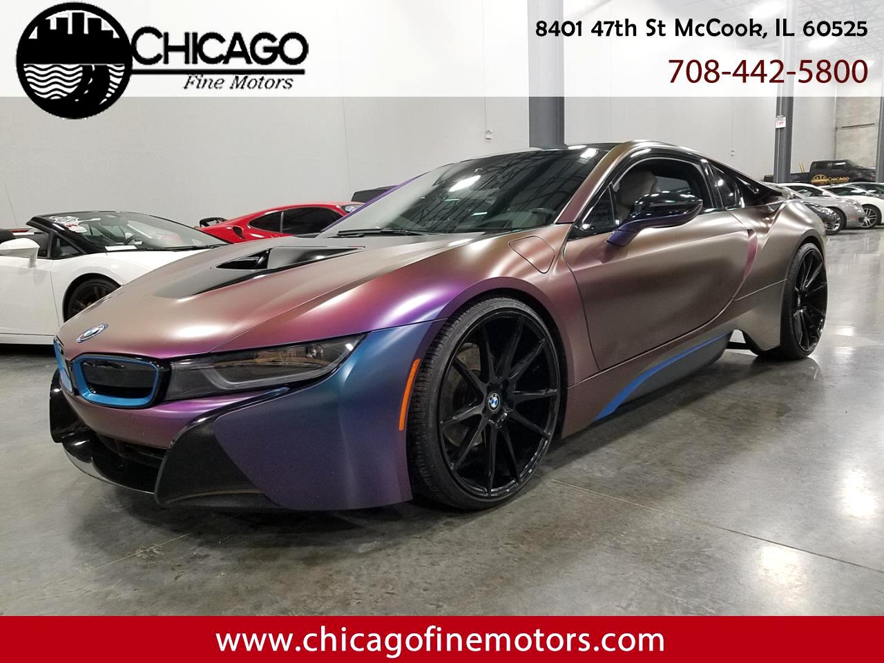 2015 BMW i8 TERA WORLD
