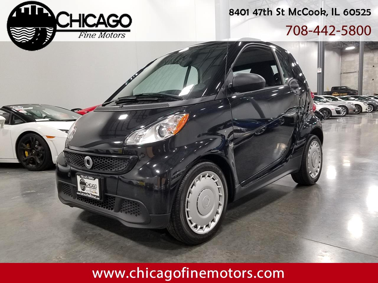 2014 Smart ForTwo  for sale VIN: WMEEJ3BA4EK753800