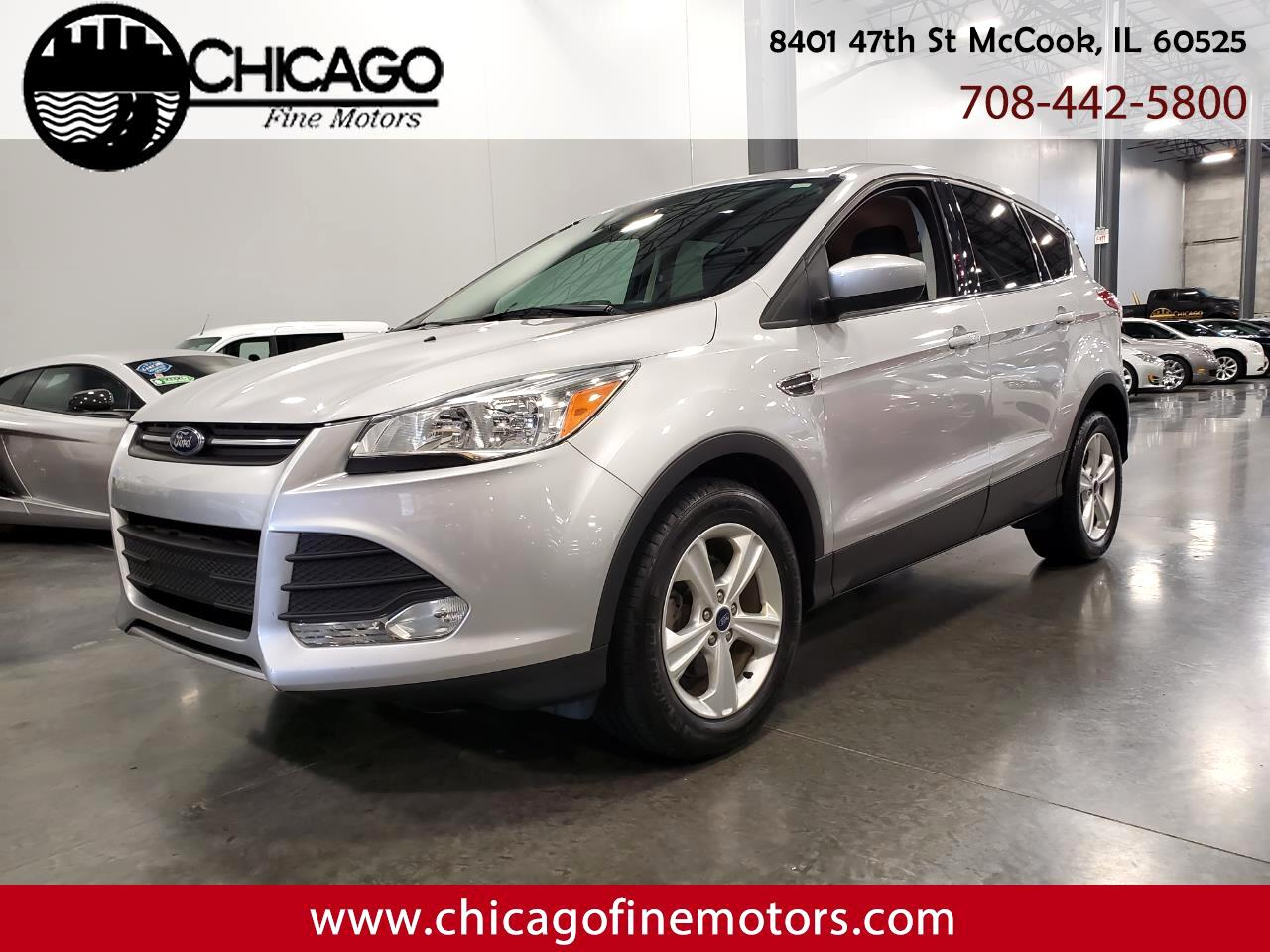 Ford Escape SE FWD 2016