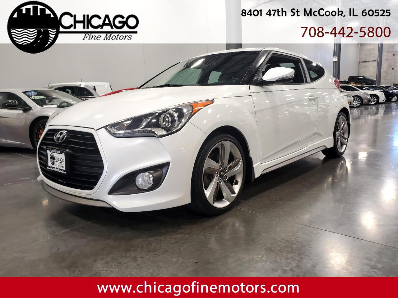 Used 2013 Hyundai Veloster Turbo For Sale In Mccook Il 60525