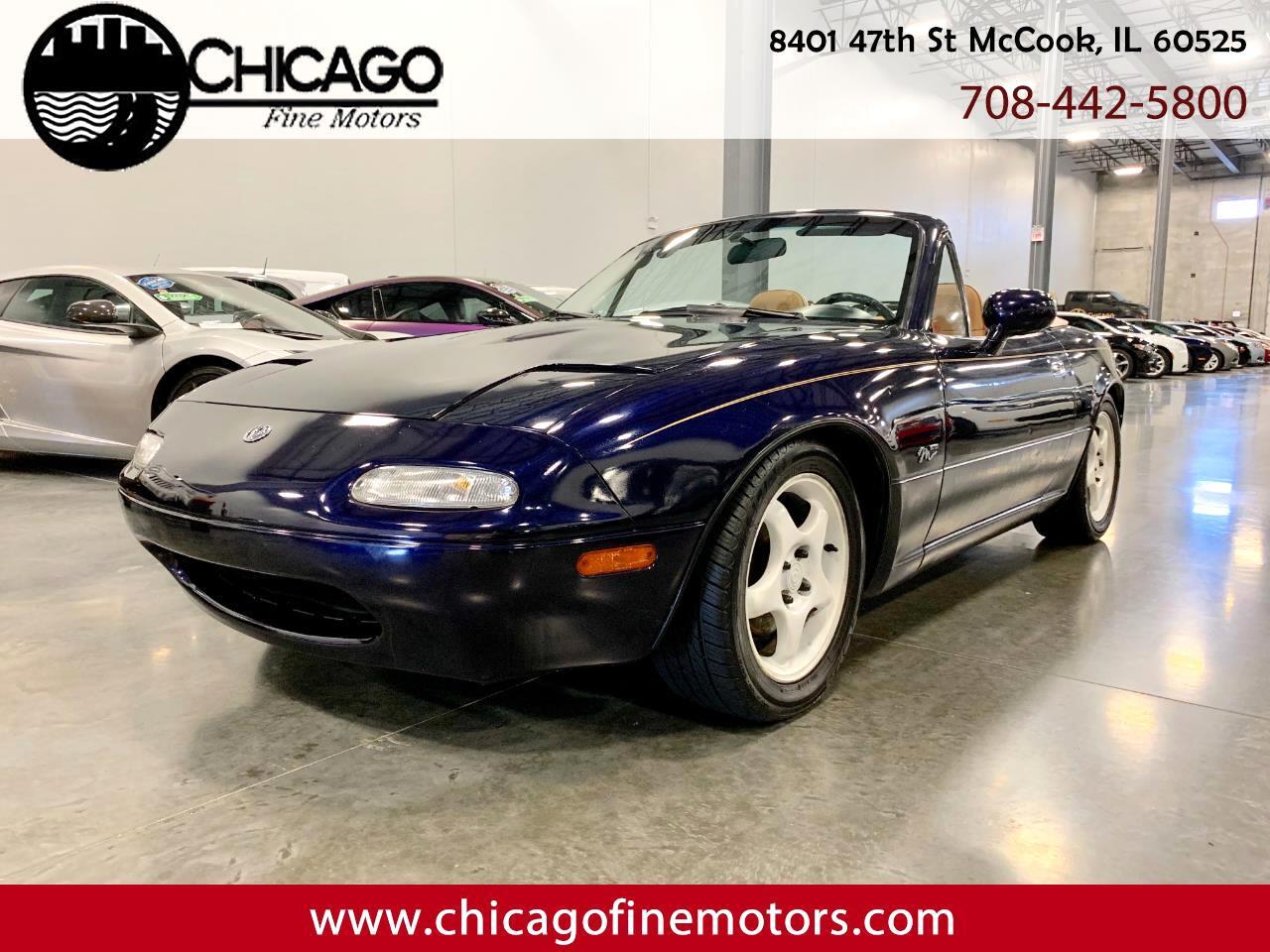 Used 1996 Mazda Mx 5 Miata For Sale In Mccook Il 60525 Chicago Fine