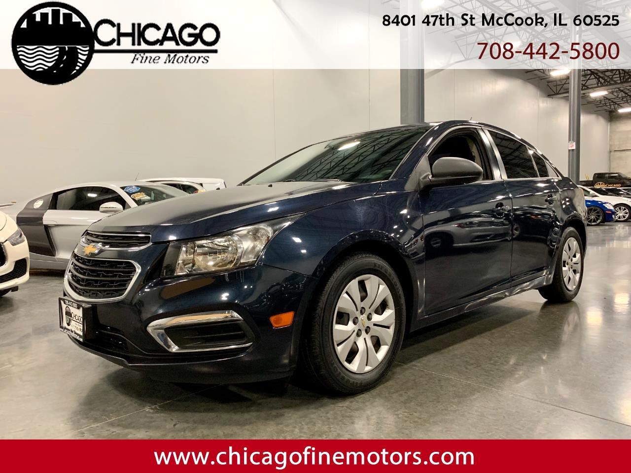 Chevrolet Cruze Limited LS Auto 2016