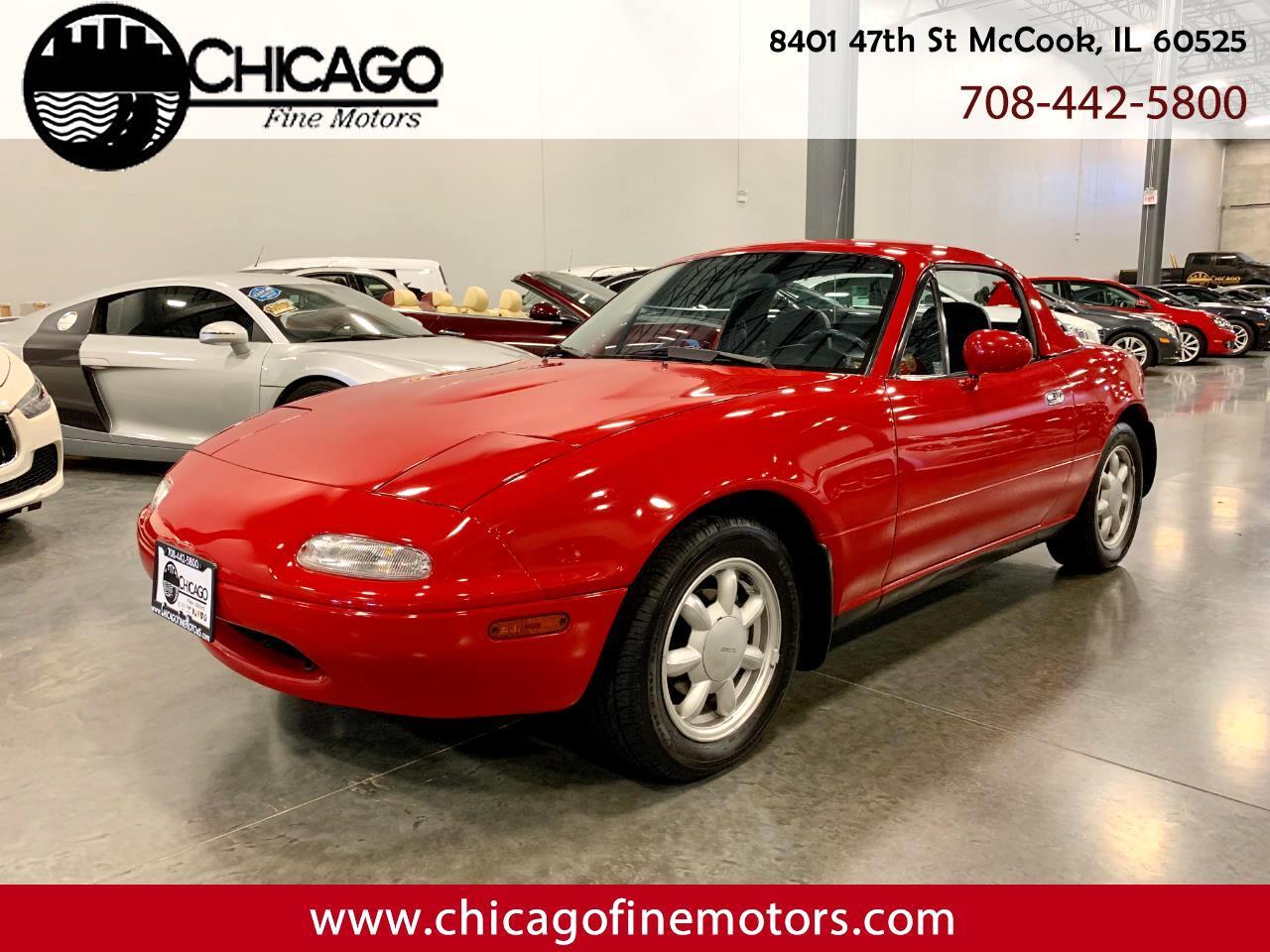 Mazda MX-5 Miata Base 1990