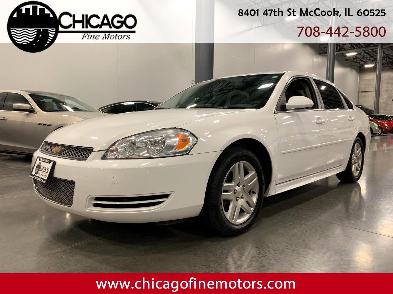 Chevrolet Impala Limited LT 2015