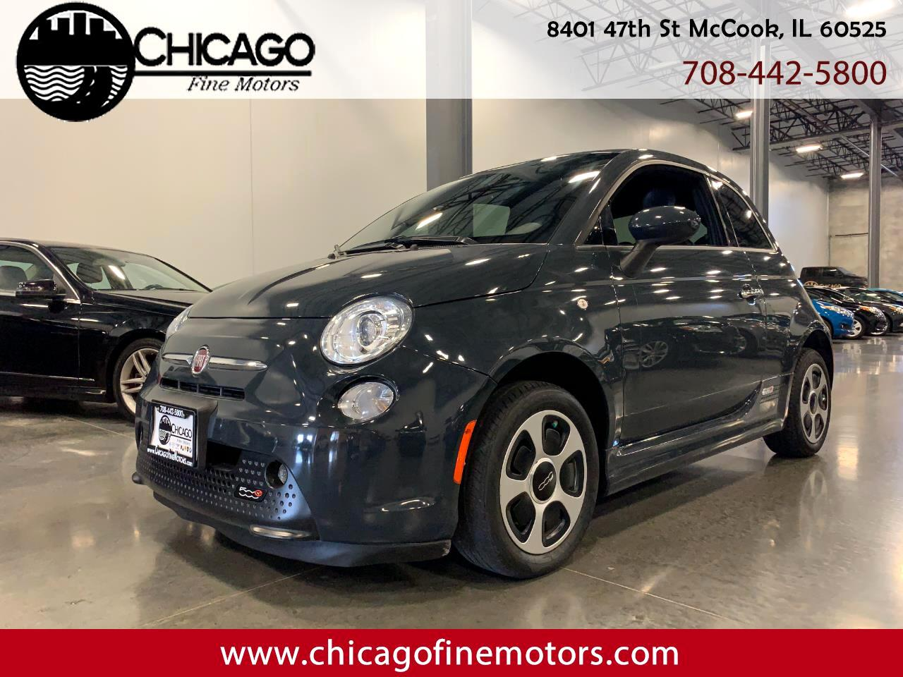 Fiat 500e Battery Electric Hatchback 2017