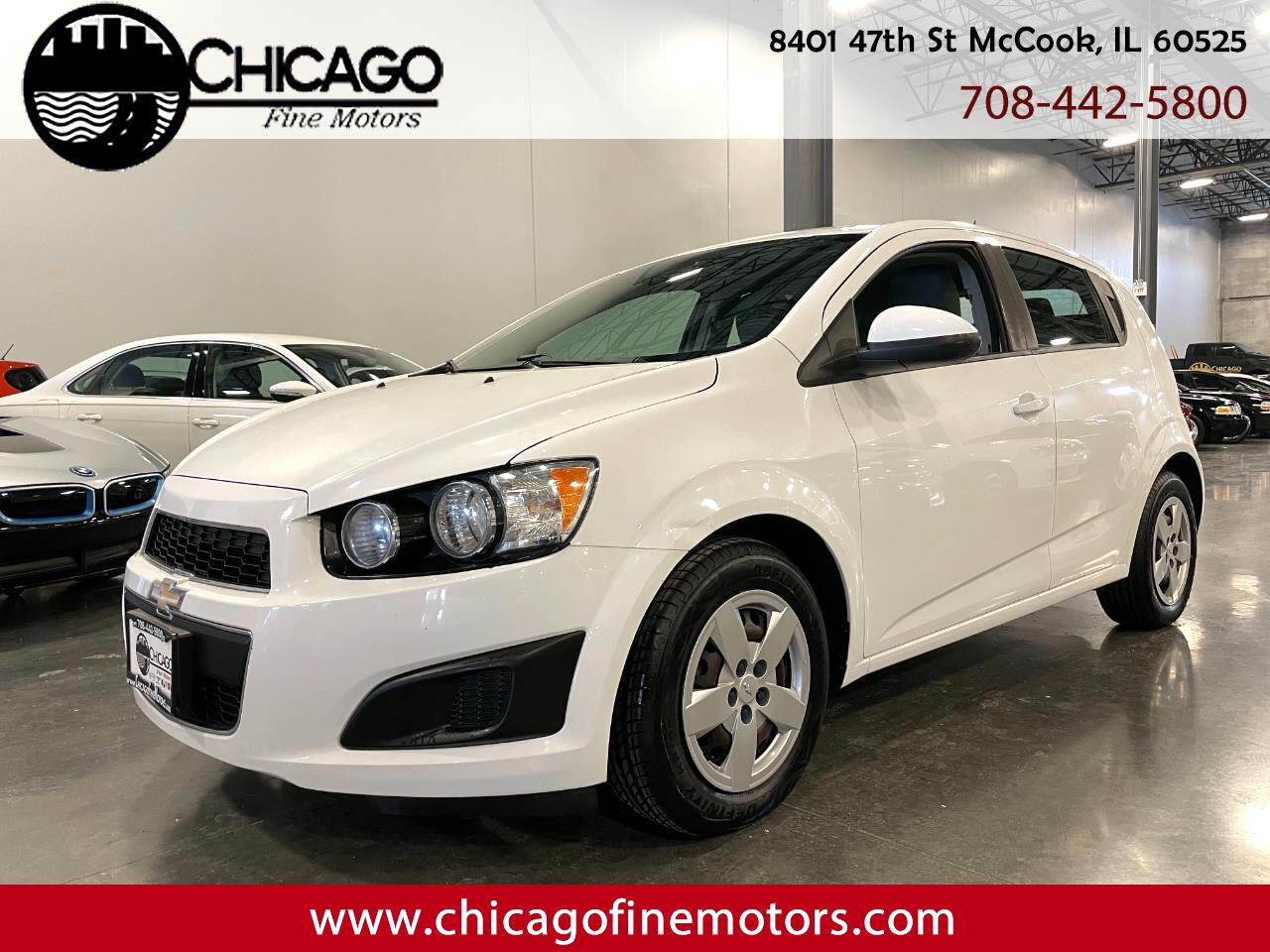 Used Chevrolet Sonic Mc Cook Il