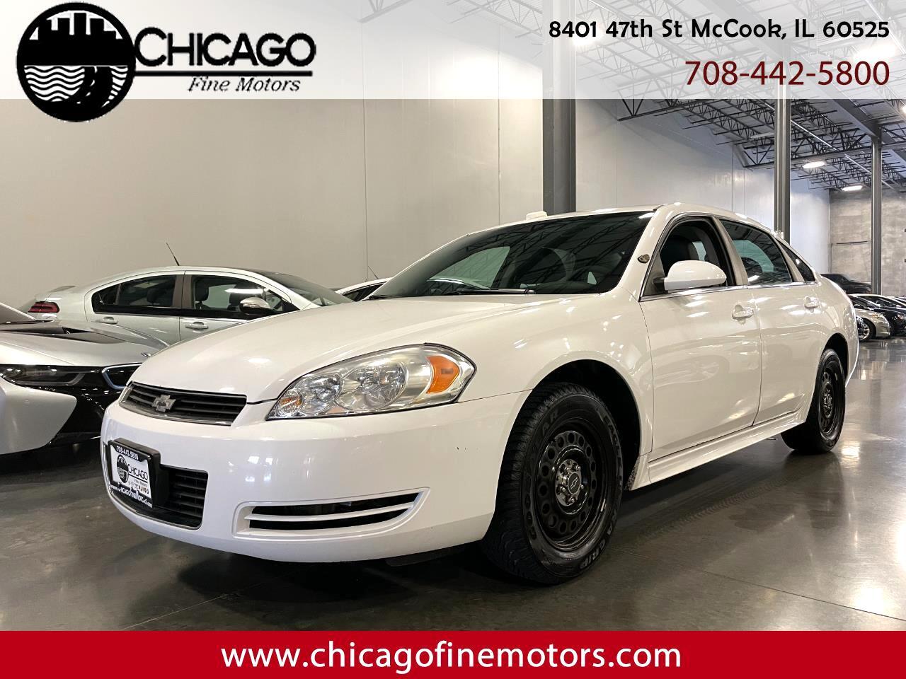 Chevrolet Impala Police Cruiser 2011