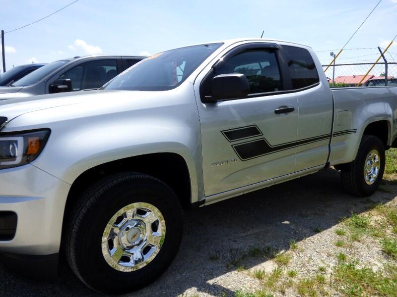 2018 Chevrolet Colorado LT Ext. Cab 2WB