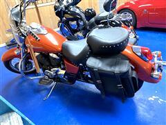 2003 Honda VT750CDD