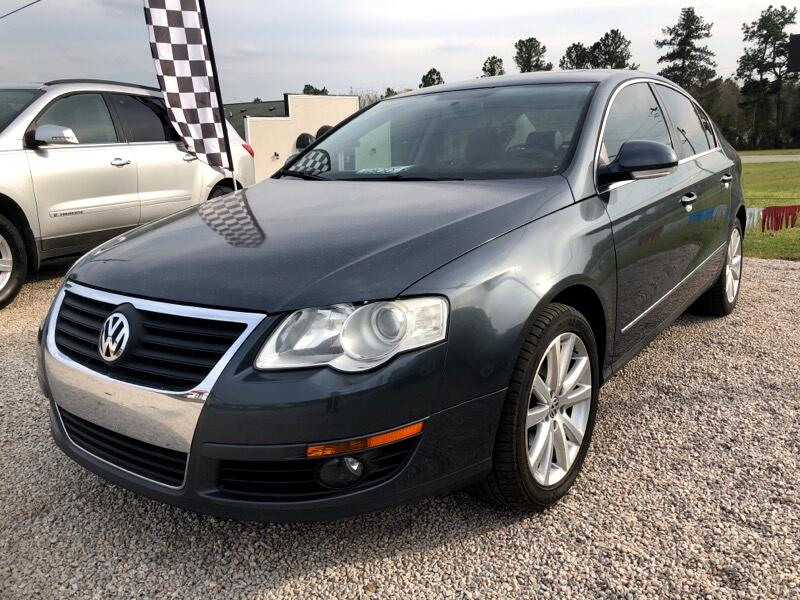 Volkswagen Passat Komfort 2010