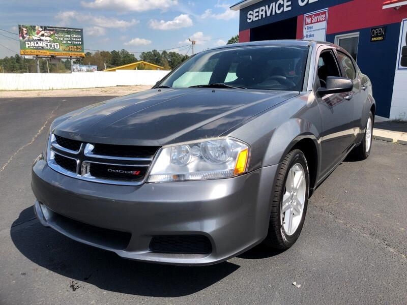 Dodge Avenger Base 2012