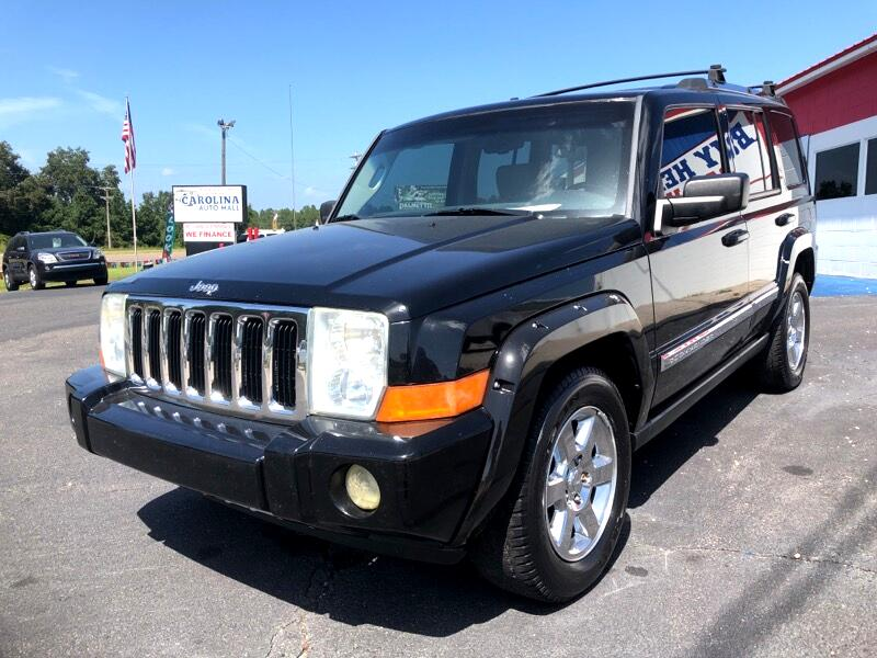 Jeep Commander Limited 2WD 2006