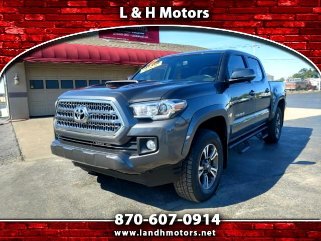 2017 Toyota Tacoma TRD SPORT DOUBLE CAB V6 AT 4WD