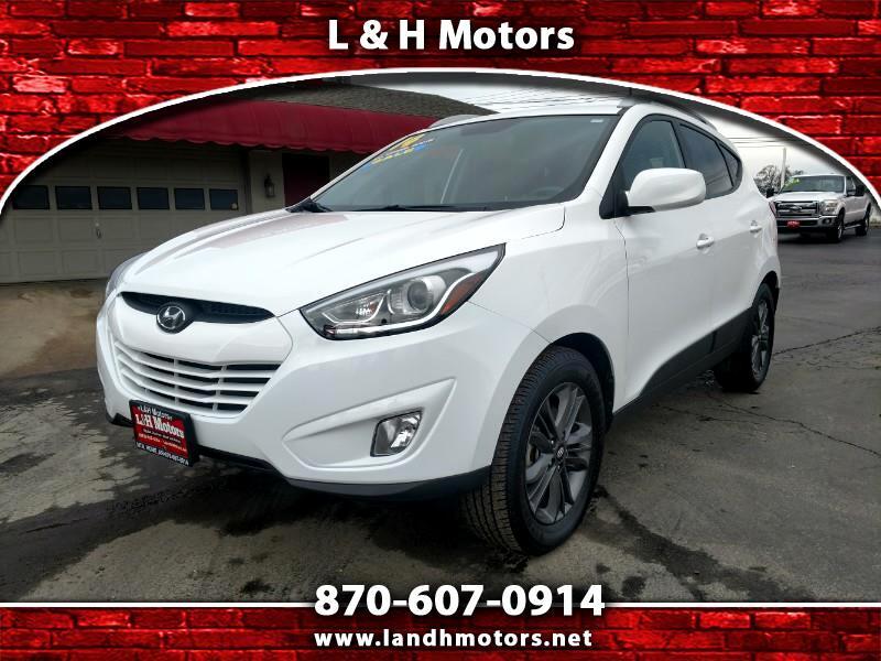 2014 Hyundai Tucson AWD 4dr I4 Auto Limited