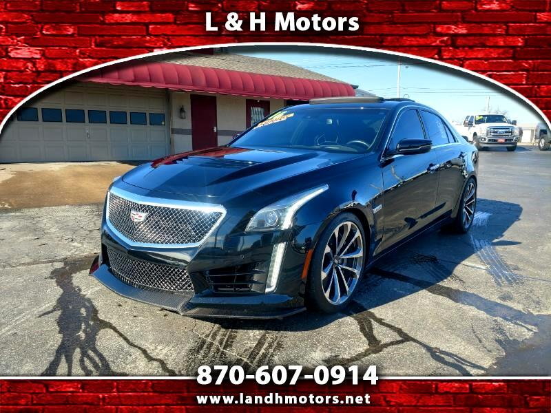 2016 Cadillac CTS-V PERFORMANCE & LUXURY PACKAGE