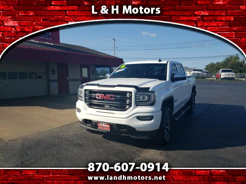 2016 GMC Sierra 1500 AT4 Crew Cab Short Box 4WD