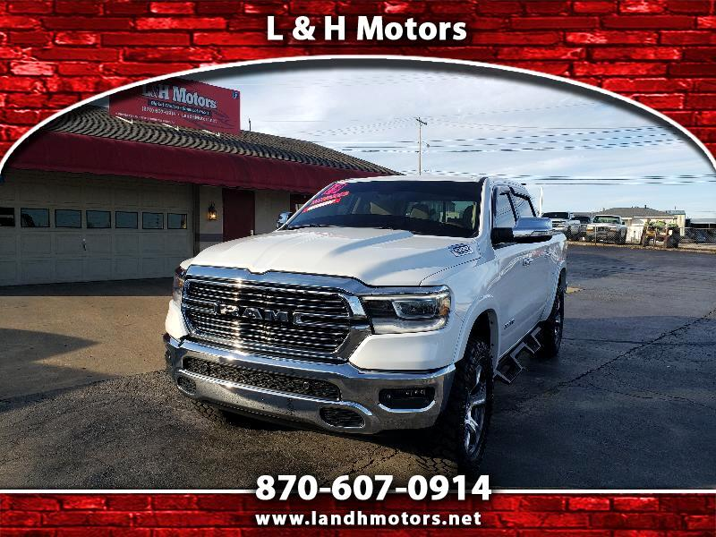 Dodge Ram Pickup 1500 Laramie Quad Cab Short Bed 4WD 2019