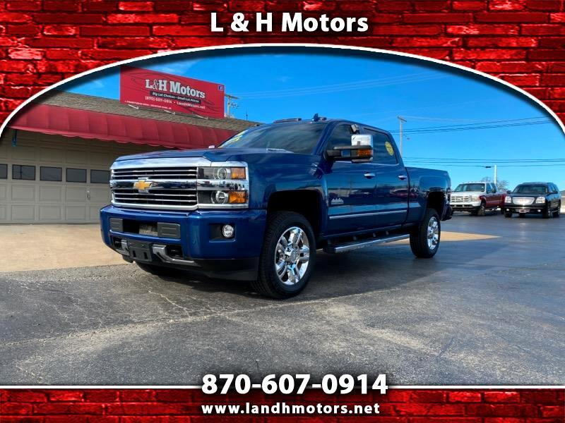 Chevrolet Silverado 2500HD High Country 4WD 2016