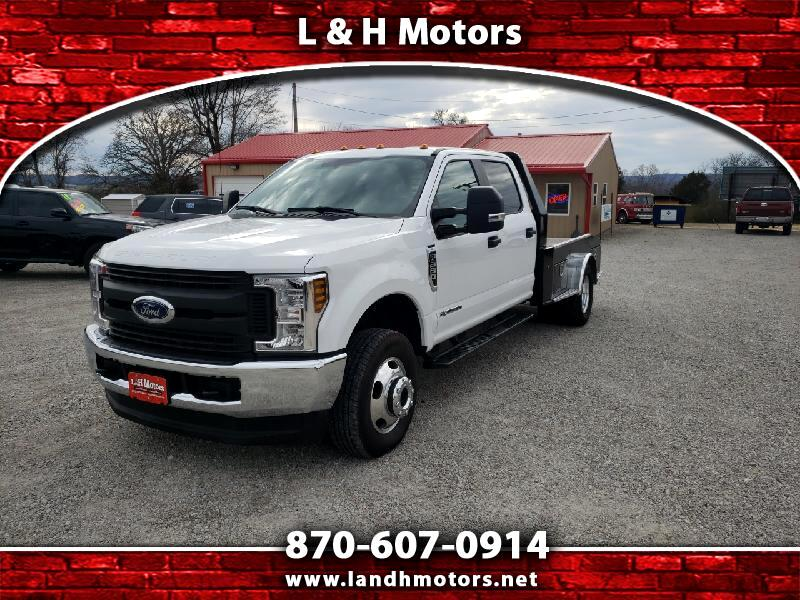 Ford F-350 XL Crew Cab Long Bed DRW 4WD 2019