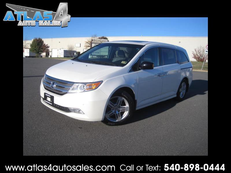 2012 Honda Odyssey 5dr Touring AT with RES & NAVI