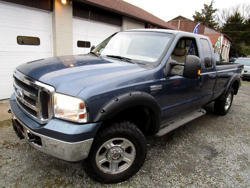 Ford F-250 SD XLT SuperCab Long Bed 4WD 2005