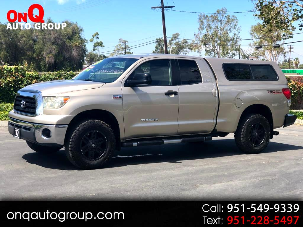 2008 Toyota Tundra 2WD Truck Dbl 5.7L V8 6-Spd AT  (Natl)