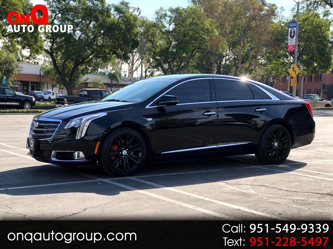 2018 Cadillac XTS 4dr Sdn Luxury FWD
