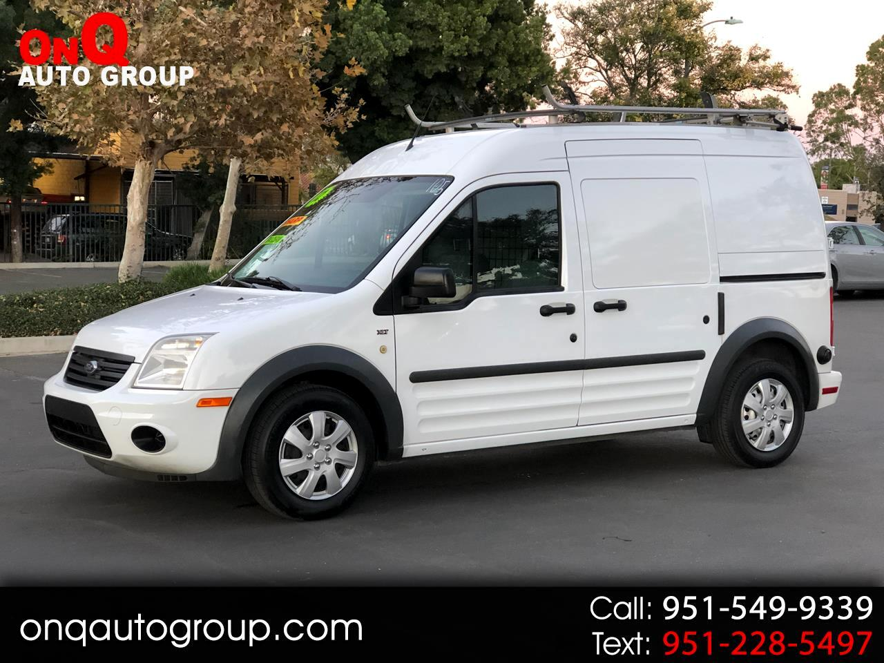 """2012 Ford Transit Connect 114.6"""" XLT w/rear door privacy glass"""