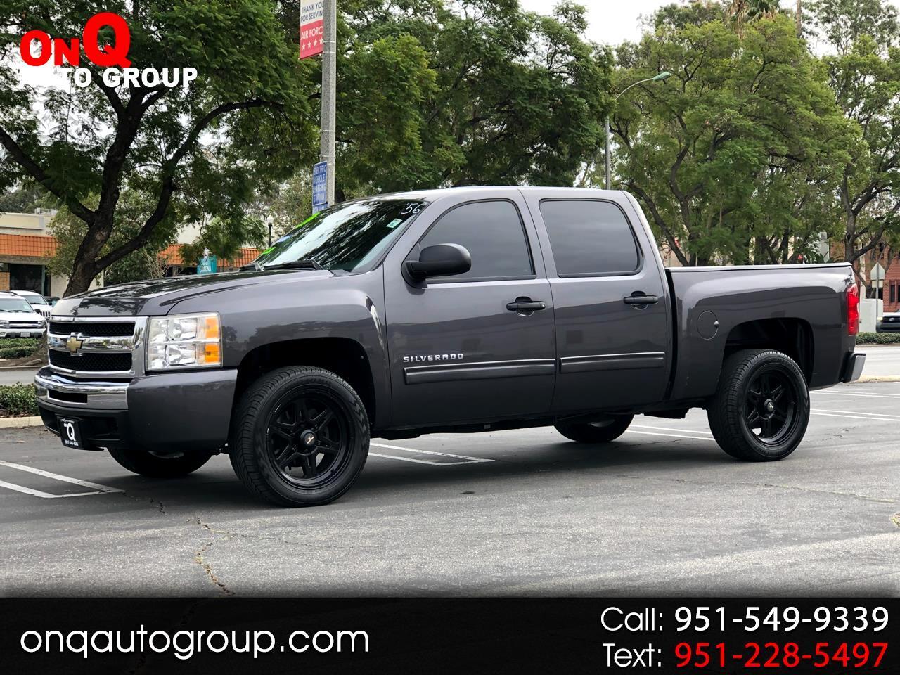 """2011 Chevrolet Silverado 1500 2WD Crew Cab 143.5"""" LT"""