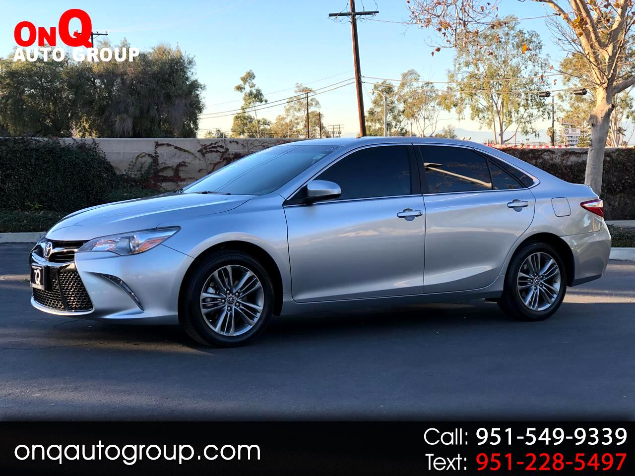 2015 Toyota Camry ONLY 11K MILES!!!!