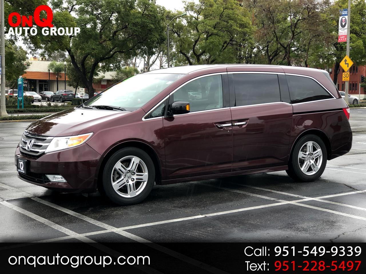2012 Honda Odyssey 5dr Touring
