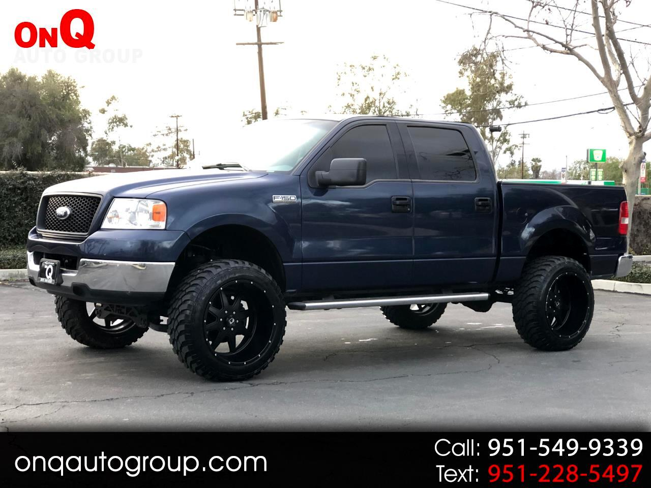 "2004 Ford F-150 SuperCrew 139"" XLT"