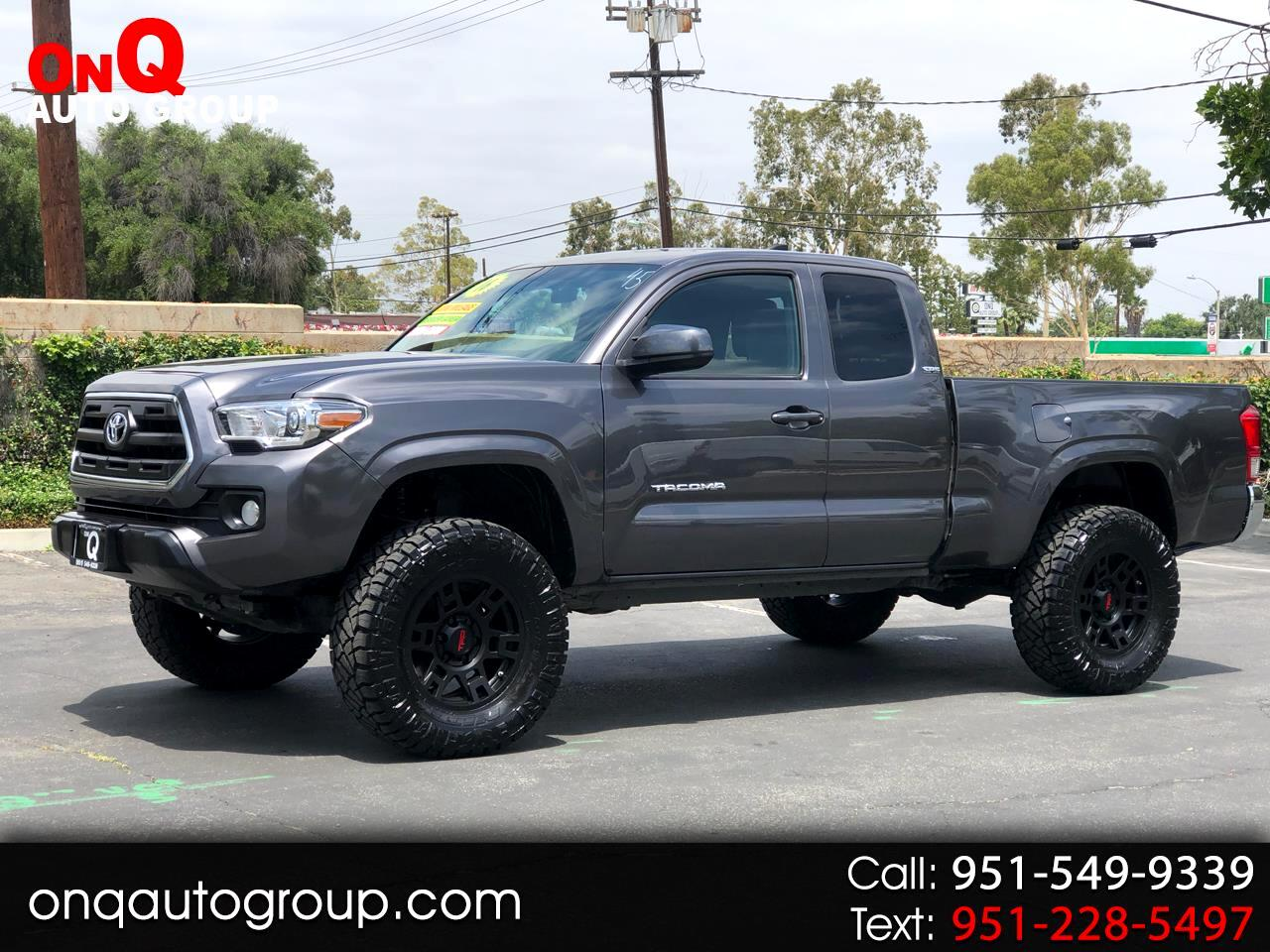 2016 Toyota Tacoma 2WD Access Cab V6 AT TRD Sport (Natl)
