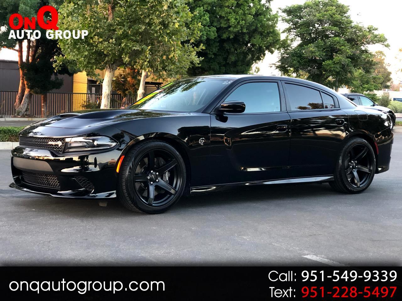 2018 Dodge Charger SRT Hellcat RWD