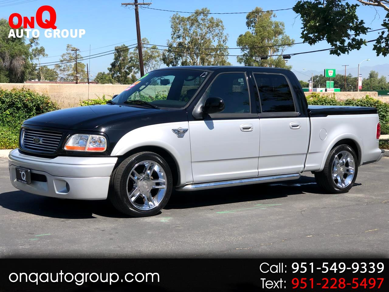 "2003 Ford F-150 SuperCrew 139"" Harley-Davidson"