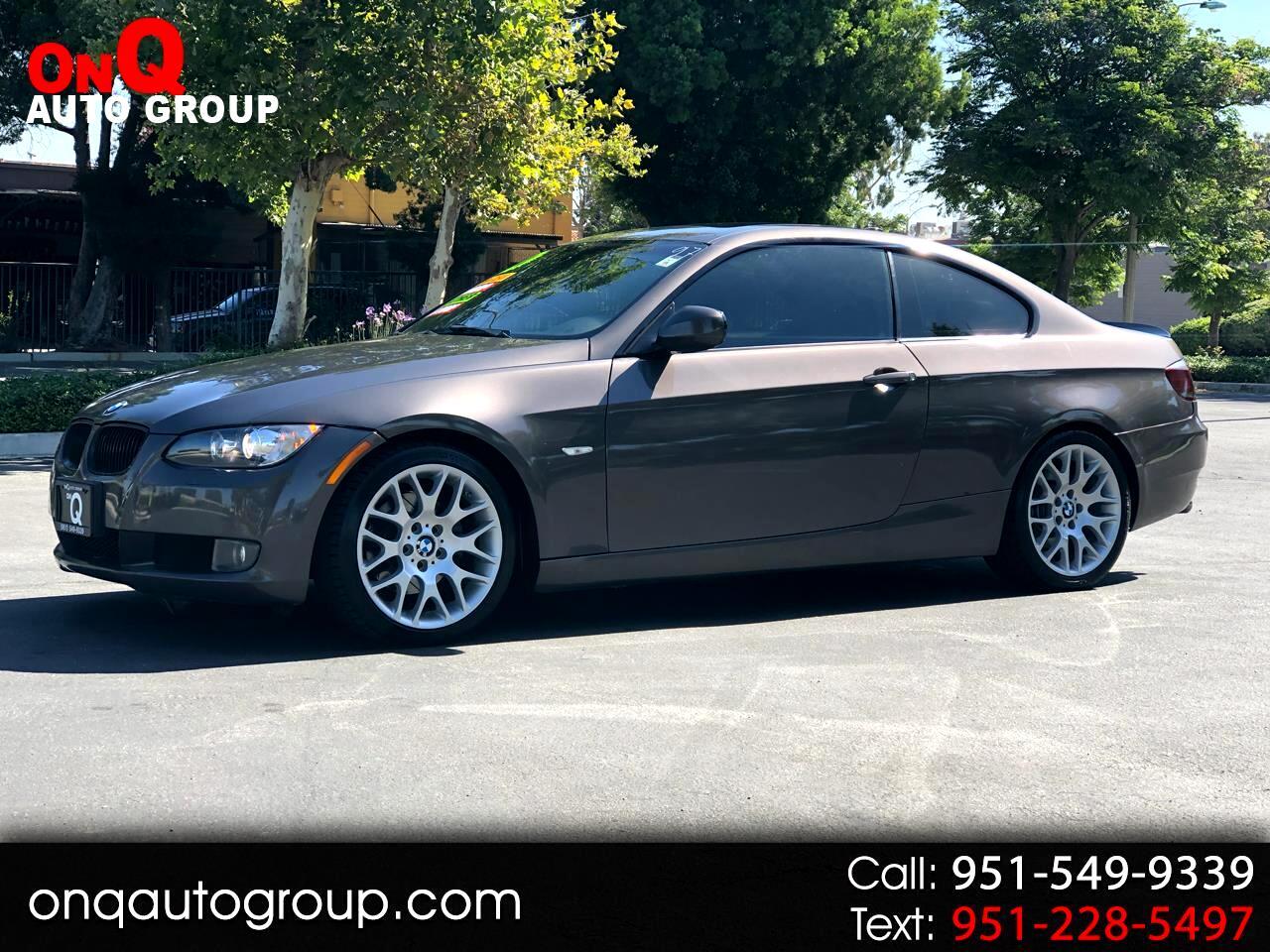 2010 BMW 3 Series 2dr Cpe 328i RWD