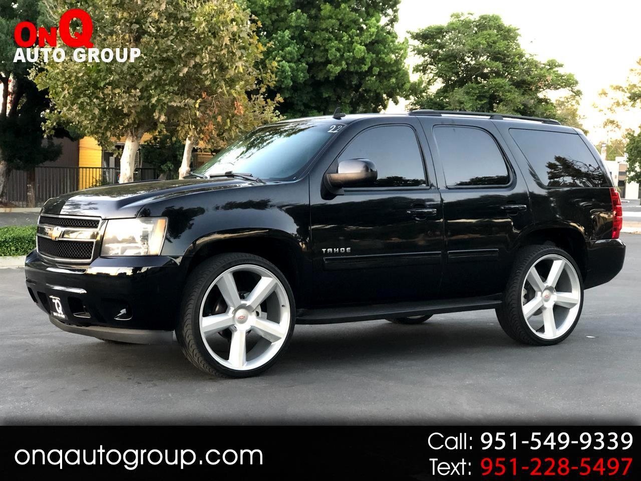 2010 Chevrolet Tahoe 4WD 4dr 1500 LS