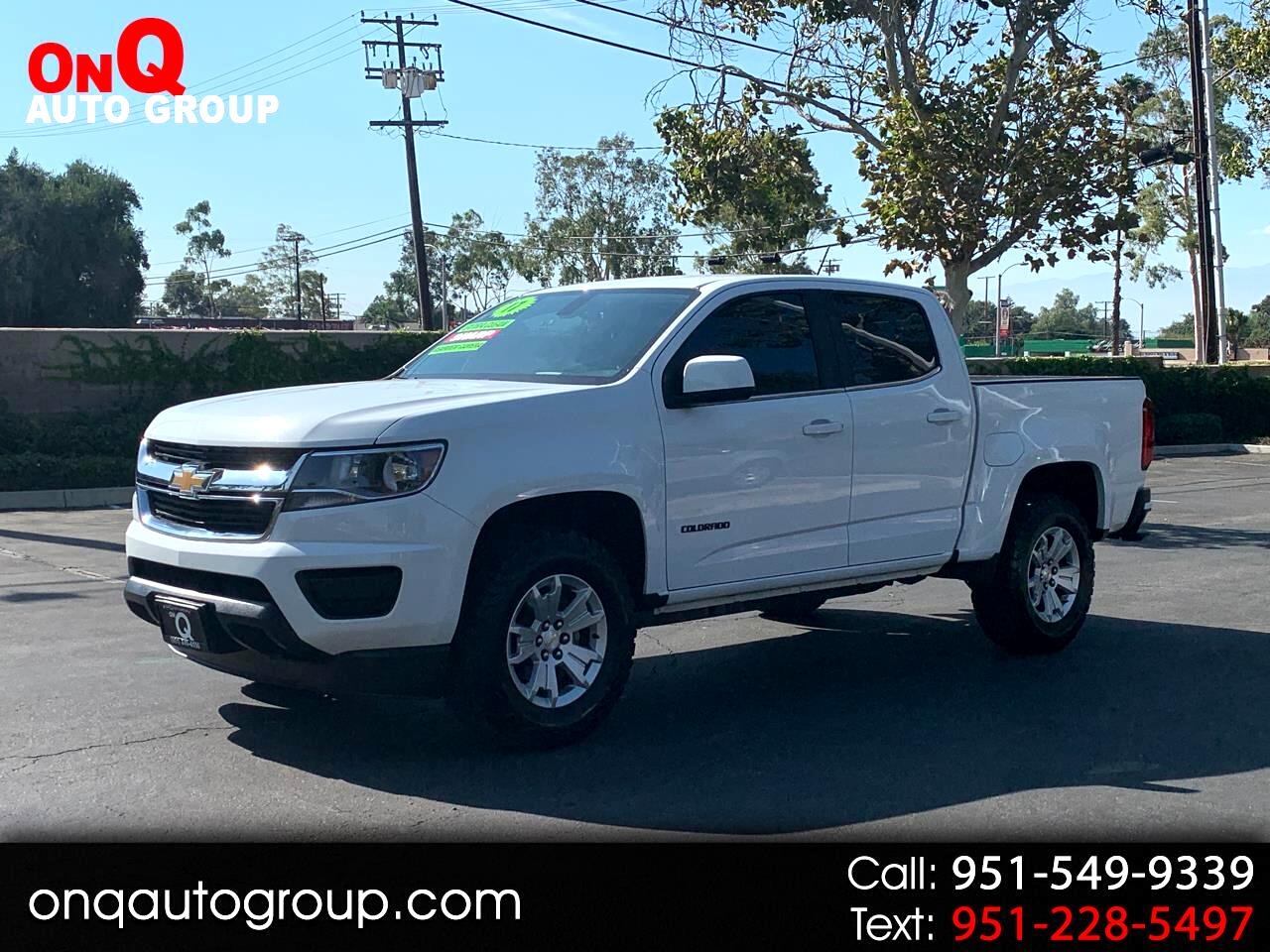 "2017 Chevrolet Colorado 2WD Crew Cab 128.3"" LT"